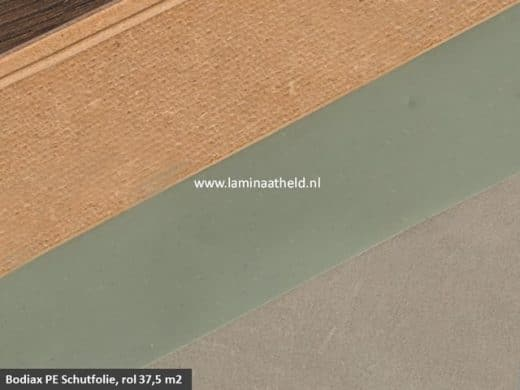 Bodiax PE schutfolie (rol 37,5 m2)