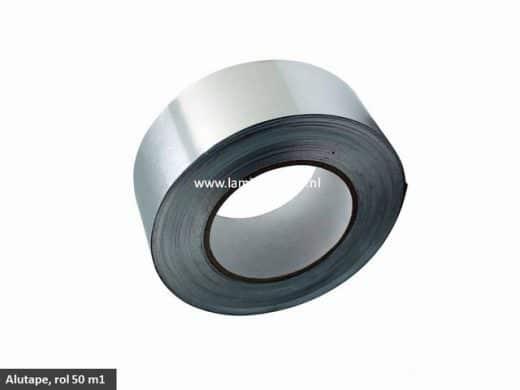 Aluminium tape (rol 50 m1)