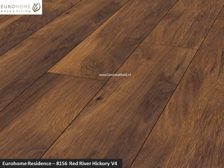 Euro Home Residence - 8156 Red River Hickory V4