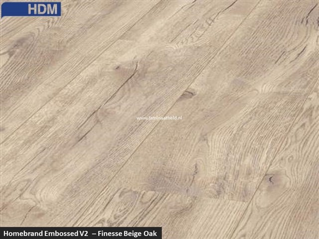 Homebrand - Finesse Beige Oak