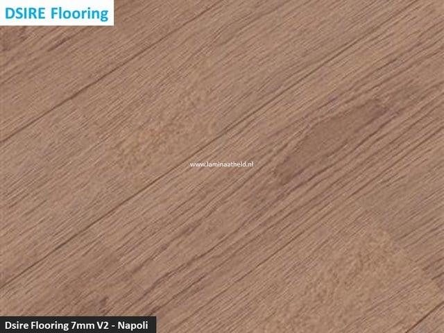 DSire Flooring - Napoli 7 mm