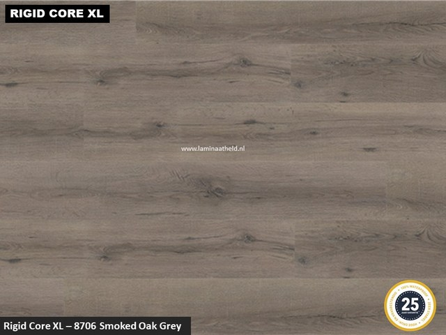 Rigid Core XL - 8706 Smoked Oak Grey