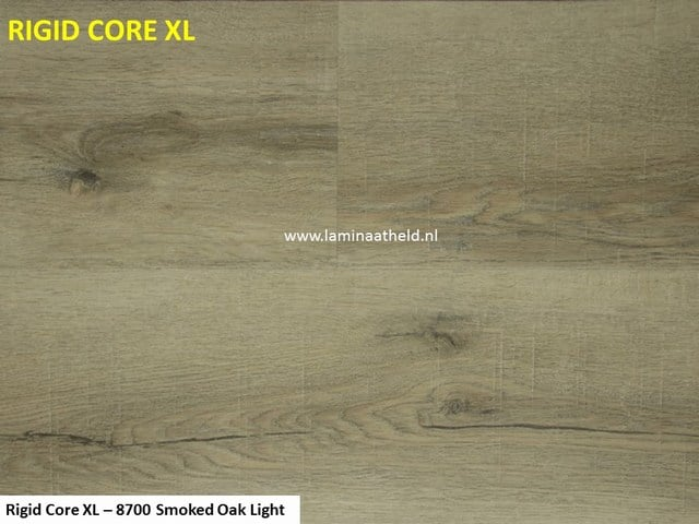 Rigid Core XL - 8700 Smoked Oak Light