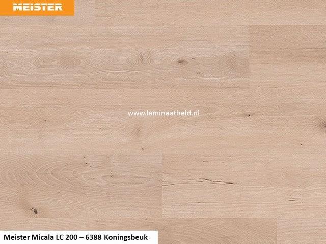 Meister Micala premium LC 200 - 6388 Koningsbeuk