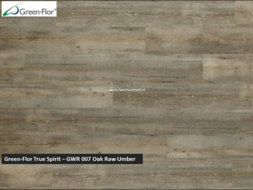 Green-Flor True Spirit - Oak Raw Umber GWR007