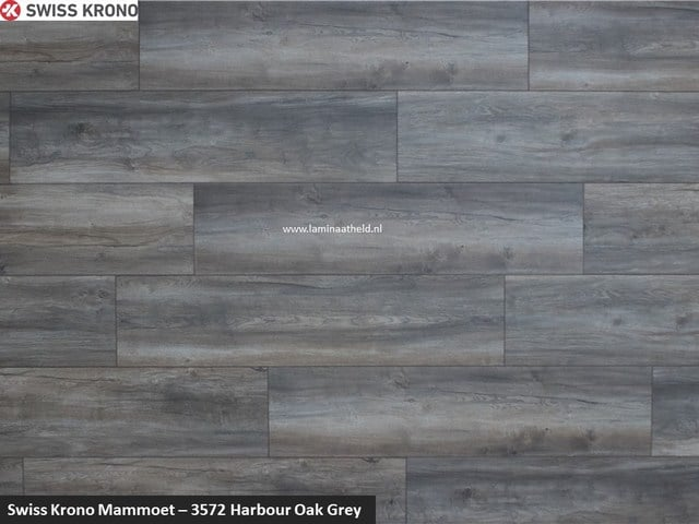 Swiss Krono Mammoet - 3572 Harbour Oak Grey
