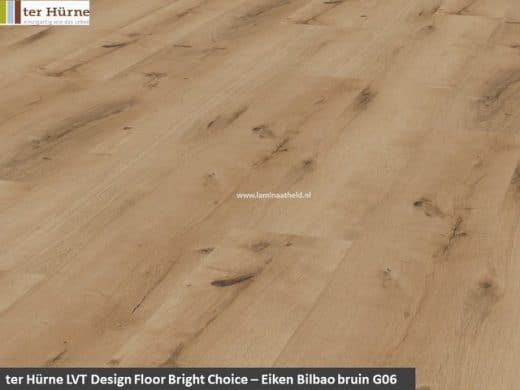 Comfort Bright Choice - Eiken Bilbao bruin G06