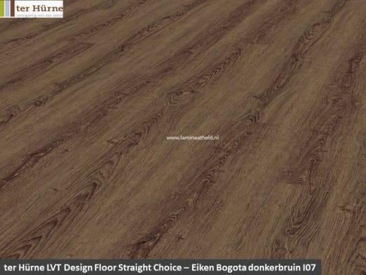 Comfort Straight Choice - Eiken Bogota donkerbruin I07
