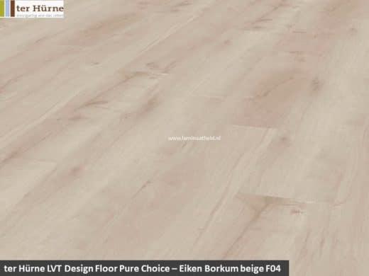 Comfort Pure Choice - Eiken Borkum beige F04