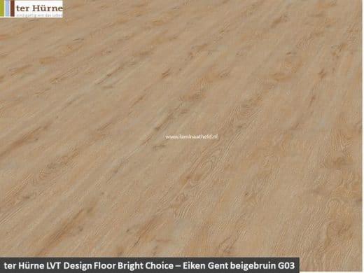 Pro Bright Choice - Eiken Gent beigebruin G03