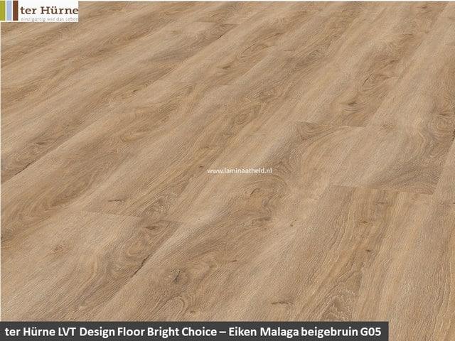 Pro Bright Choice - Eiken Malaga beige bruin G05
