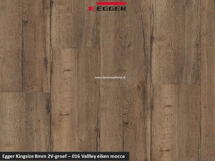 Egger Kingsize 8mm - 016 Valley eiken mocca V2