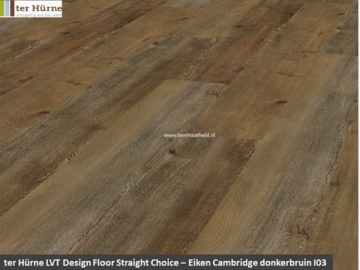 Pro Straight Choice - Eiken Cambridge donkerbruin I03