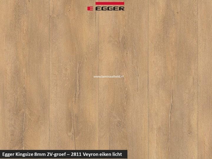 Egger Kingsize 8mm - 2811 Veyron eiken licht V2