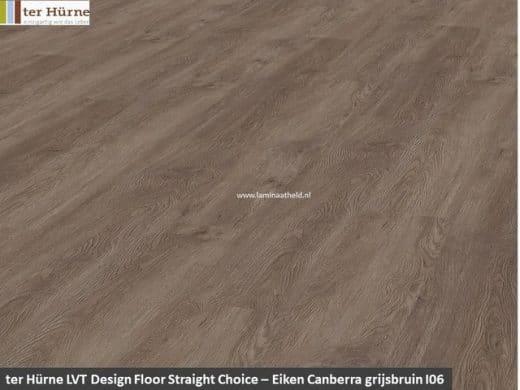 Pro Straight Choice - Eiken Canberra grijsbruin I06