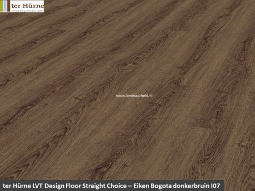 Pro Straight Choice - Eiken Bogota donkerbruin I07