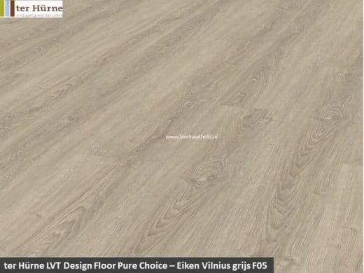 Pro Pure Choice - Eiken Vilnius grijs F05