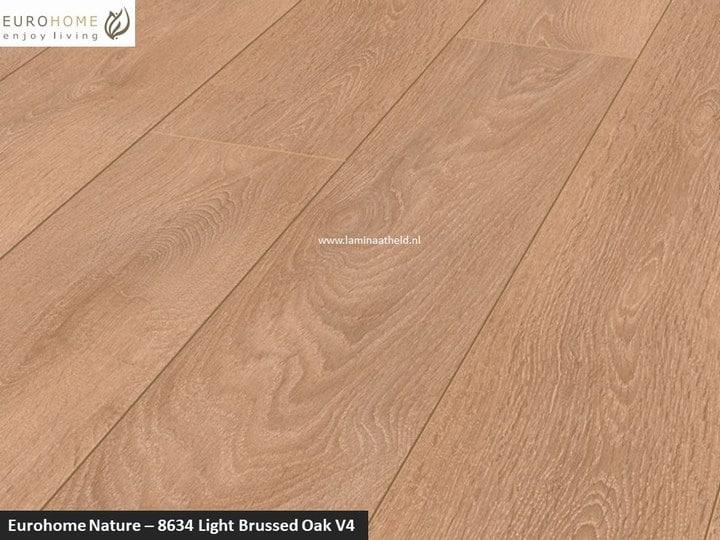 Euro Home Nature - 8634 Light Brushed Oak V4