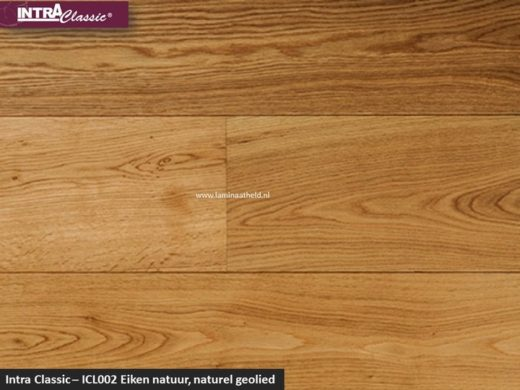 Intra Classic - ICL002 Eiken natuur, naturel geolied