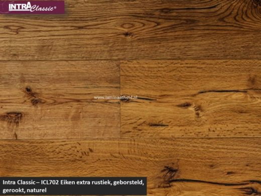 Intra Classic - ICL702 Eiken extra rustiek