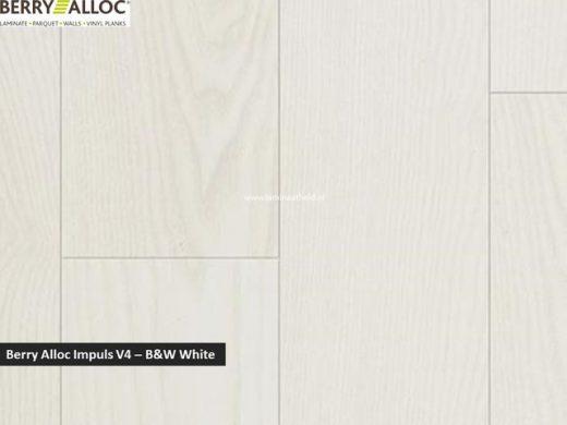 Berry Alloc Impuls V4 - B & W White