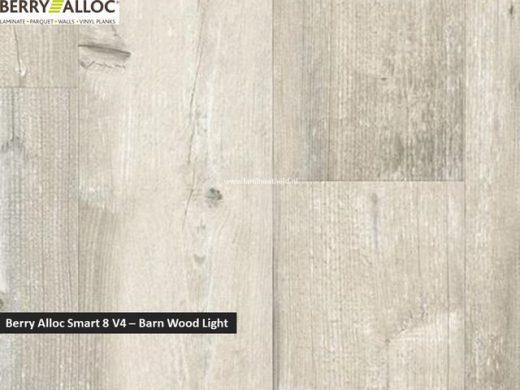 Berry Alloc Smart 8 V4 - Barn wood light