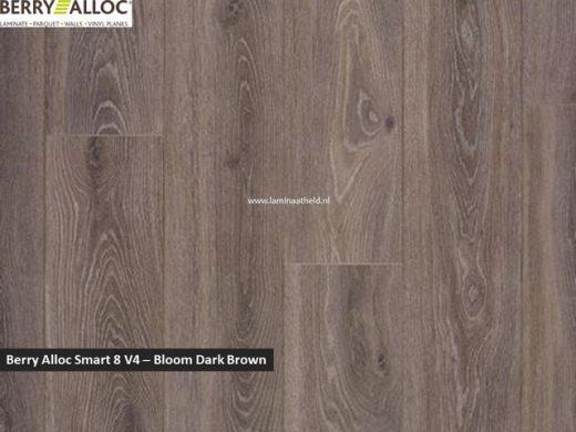 Berry Alloc Smart 8 V4 - Bloom dark brown