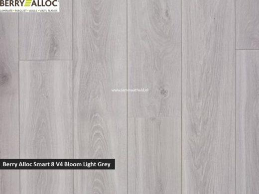 Berry Alloc Smart 8 V4 - Bloom Light Grey