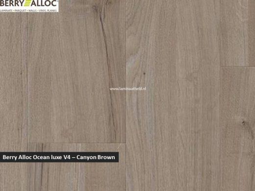 Berry Alloc Ocean luxe V4 - Canyon brown