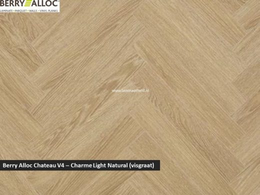 Berry Alloc Chateau V4 - Charme light natural