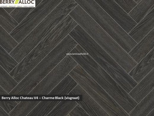 Berry Alloc Chateau V4 - Charme black