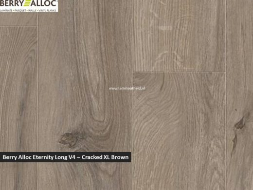 Berry Alloc Eternity Long V4 - Cracked XL Brown
