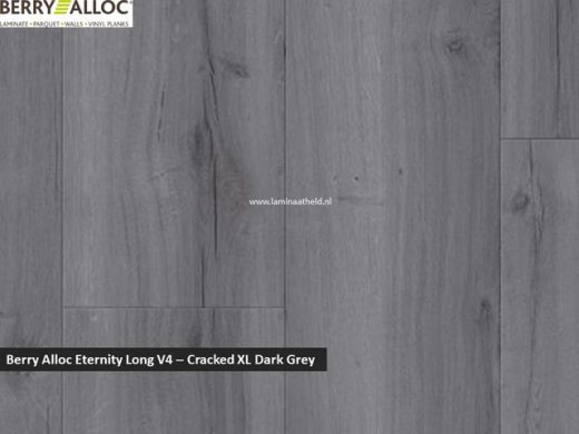 Berry Alloc Eternity Long V4 - Cracked XL Dark grey