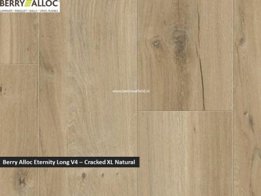 Berry Alloc Eternity Long V4 - Cracked XL Natural