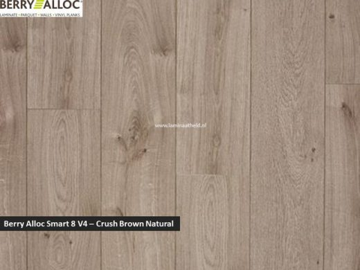 Berry Alloc Smart 8 V4 - Crush brown natural