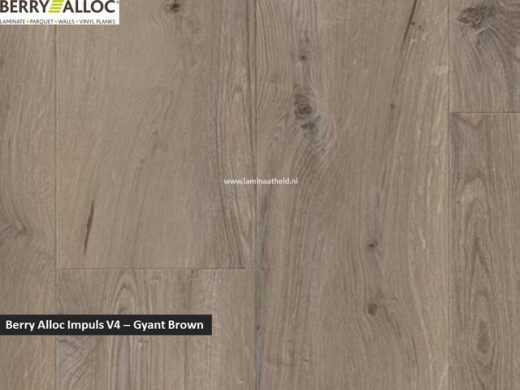 Berry Alloc Impuls V4 - Gyant brown
