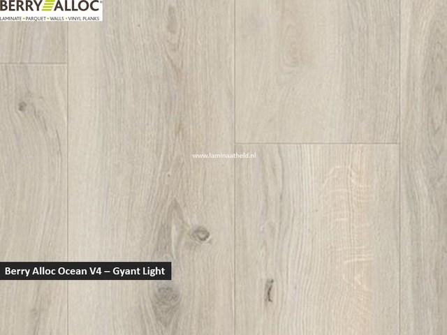Berry Alloc Ocean V4 - Gyant light