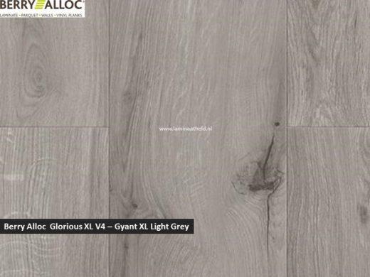Berry Alloc Glorious XL V4 - Gyant XL light grey