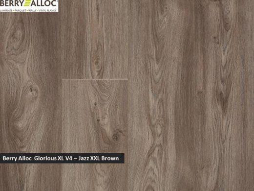 Berry Alloc Glorious XL V4 - Jazz XXL brown