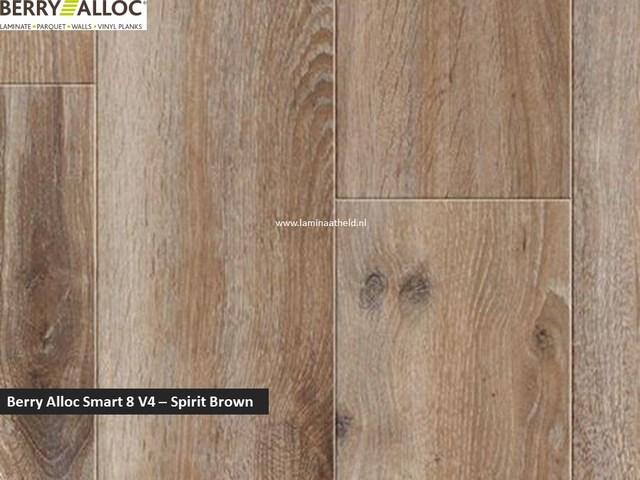 Berry Alloc Smart 8 V4 - Spirit brown