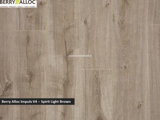 Berry Alloc Impuls V4 - Spirit light brown