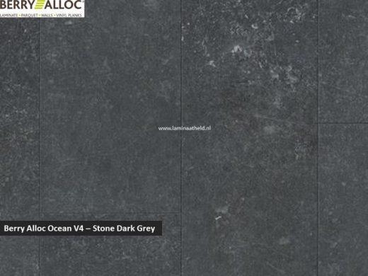 Berry Alloc Ocean V4 - Stone dark grey