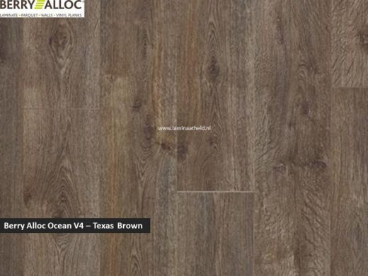 Berry Alloc Ocean V4 - Texas brown