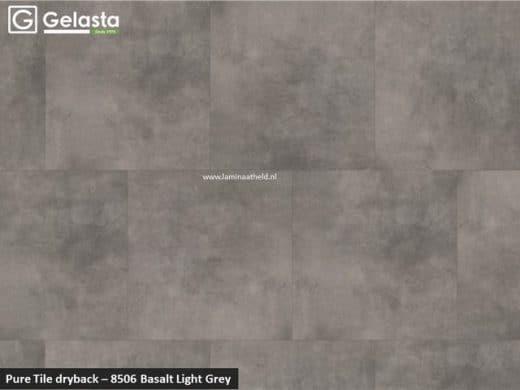 Gelasta Pure Tile - 8506 Basalt Light Grey