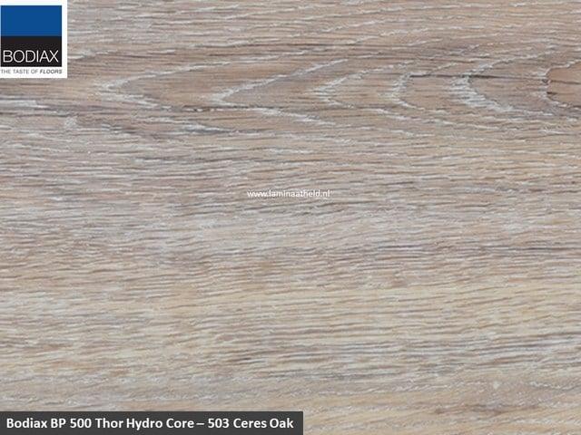 Bodiax BP500 Thor Hydro-core - 503 Ceres Oak