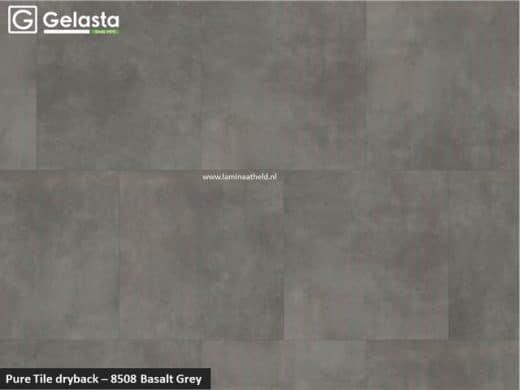 Gelasta Pure Tile - 8508 Basalt Grey