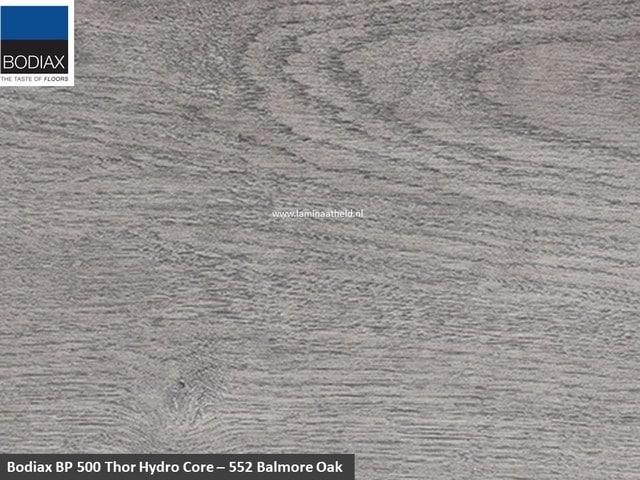 Bodiax BP500 Thor Hydro-core - 552 Balmore Oak