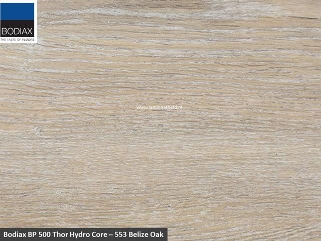 Bodiax BP500 Thor Hydro-core - 553 Belize Oak