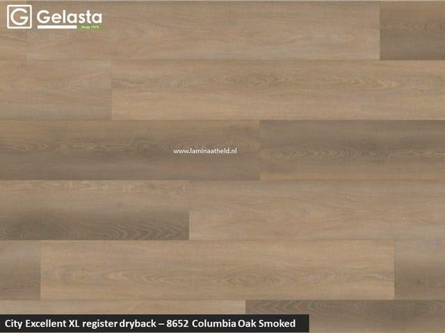 Excellent XL register - 8652 Columbia Oak Smoked