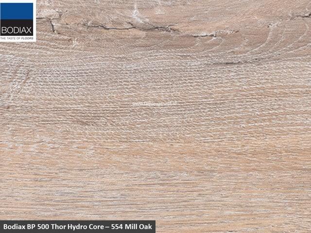 Bodiax BP500 Thor Hydro-core - 554 Mill Oak
